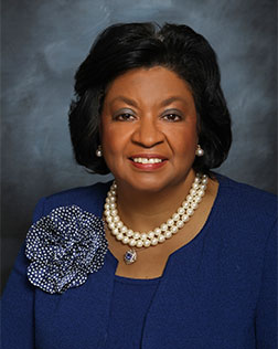 Dr. Soraya M. Coley - Cal Poly Pomona president